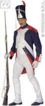 Soldaten kostuum voor mannen - Verkleedkleding - Medium