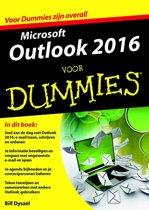 Microsoft Outlook 2016 voor Dummies