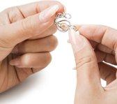 ComfortTrends Wensparel ''Angel's Wish'' Met ketting van 43 cm  - De parel zit verborgen in een oester
