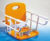 Jippie's - Hangstoeltje voor aan tafel - Oranje