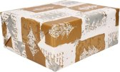 Kerst inpakpapier print 12 - kadopapier / cadeaupapier