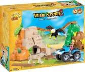 Cobi Wild Story Eagle Territory - 22222