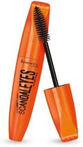 Rimmel London Scandal'Eyes - 001 Black - Zwart - Mascara