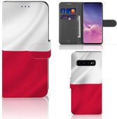 Bookstyle Case Samsung Galaxy S10 Polen
