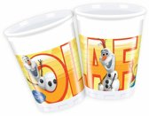 Disney Frozen Olaf Bekers, 8st.