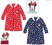 Minnie Mouse blauwe badjas maat 128 - 8 jaar