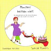 Special Powers - Self coaching for Kids 2 - Monsters bestaan niet!
