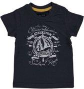 Blue Seven Jongens T-shirt - Blauw - Maat 68