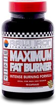 RAW IRON Maximum Fat Burner | Nr.1 vetverbrander