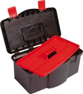 Sam 609 gereedschapskoffer - kleur zwart