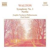 Walton: Symphony no 1, Partita / Paul Daniel, et al