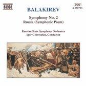 Balakirev: Symphony 2 Etc.