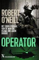 Boek cover Operator van Robert ONeill (Paperback)
