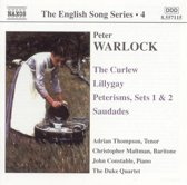 The English Song Series 4
