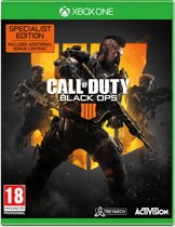 Cover van de game Call of Duty: Black Ops 4 - Specialist Edition - Xbox One