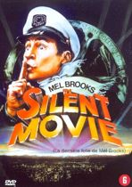 DVD cover van Silent Movie