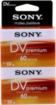 Sony 2DVM60PR-BT Mini DV Premium Tape