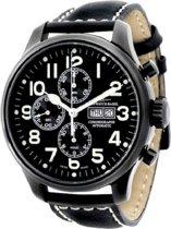 Zeno-Watch Mod. 8557TVDD-bk-a1 - Horloge