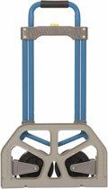 Silverline Stalen opvouwbare hand steekwagen 60 Kilo