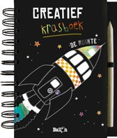 Creatief krasboek 0 - De ruimte