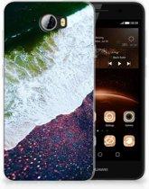 Huawei G8 TPU Hoesje Design Sea in Space