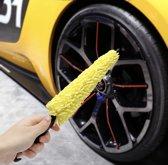 Auto velgen borsten - velgenborsel auto - schoonmaak borstel - velgenreiniger