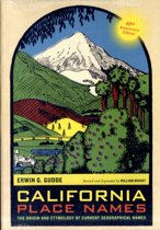 California Place Names, 40th Anniversary Edition