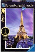 Ravensburger Verlichte Eiffeltoren - Legpuzzel