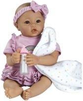 Adora Babytime babypop getint Lavendel 40 Cm