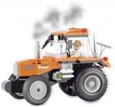 Cobi tractor bouwstenen set