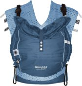 Snoozebaby - Kiss & Carry draagzak - Indigo Blue