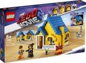 LEGO The Movie 2 Emmets Droomhuis/Reddingsraket! - 70831