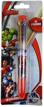 Avengers 10-kleuren pen