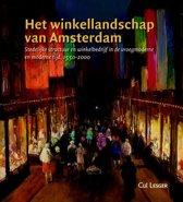 Het winkellandschap van Amsterdam