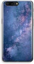 OnePlus 5 Transparant Hoesje (Soft) - Nebula