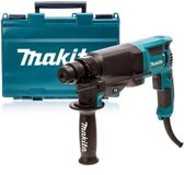 Makita HR2630 SDS-plus Combihamer in koffer - 800W - 2,4J