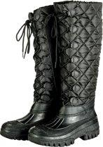 Winter thermo laarzen -Kodiak Fashion- zwart 38