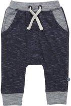 Minymo - newborn baby broek - Elif - blauw - Maat 62