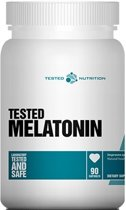Tested Melatonin 90caps