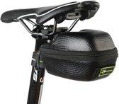 Zadeltas - Afneembaar - Waterbestendig - Carbon look - Fiets, Racefiets, Mountainbike / MTB