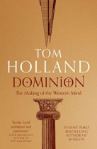 Boek cover Dominion van Tom Holland (Onbekend)