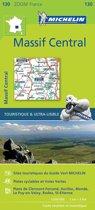 Massif central 11130 carte michelin kaart zoom