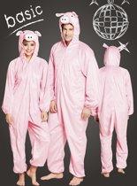 25b2bf4d0d2 bol.com | Onesie Varken Verkleedkleding kopen? Kijk snel!