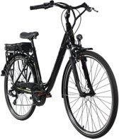 """Adore Fiets (elektrisch) E-Bike 28"""" Adore Versailles zwart-groen - 48"""