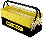 STANLEY Cantilever Gereedschapskoffer 1-94-738 - 5 laden - grote handgrepen