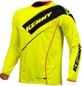 Kenny Shirt Titanium Neon Yellow-L