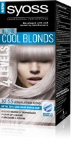 SYOSS Color Blond Cool Blonds 10-55 Ultra Platinum Blond Haarverf - 1 stuk