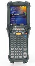 Zebra MC9200 PDA 9,4 cm (3.7'') 640 x 480 Pixels Touchscreen 765 g Zwart
