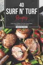 40 Surf n' Turf Recipes