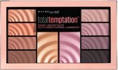 Maybelline Temptation Oogschaduw palette - 12 kleuren